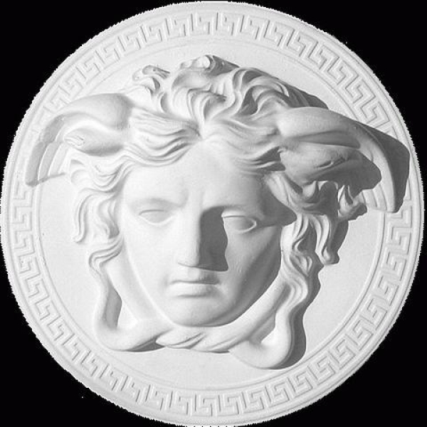"""Medusa Taler"" Beautiful wall plate"
