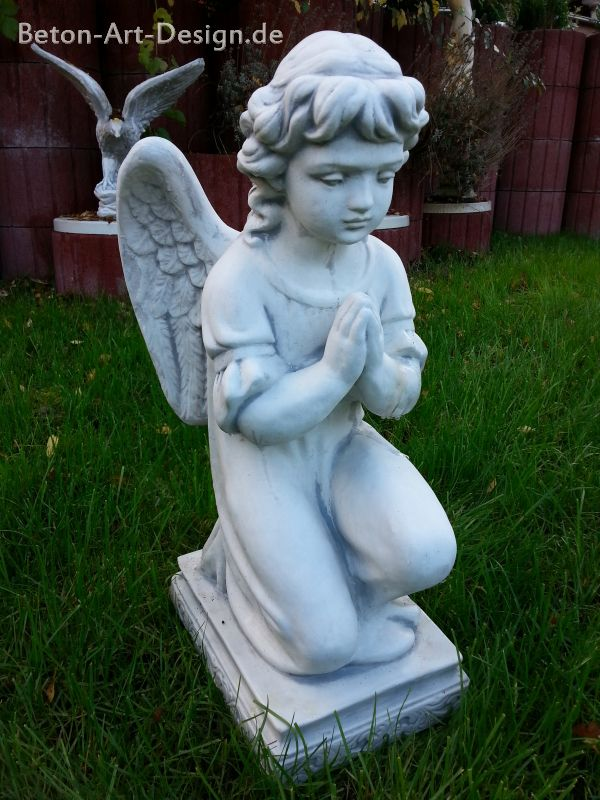 "Grave character ""Praying Angel"" 60 cm tall angel"