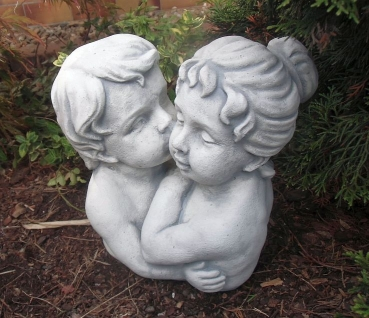 "Bust ""siblings"" Boy and Girl 30 cm"