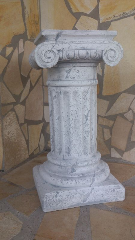 "column ""antique"" very stylish height 70 cm"