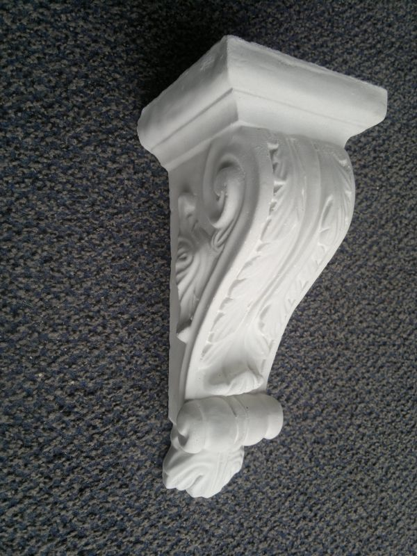 Console bracket Angle bracket wall 30 cm high