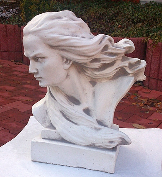 "bust ""Chopin"" height 20 cm"